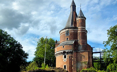 Great architecture in Wijk bij Duurstede, Gelderland, the Netherlands!