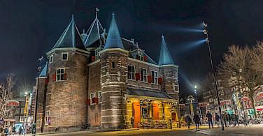 Weigh House in Amsterdam, North Holland, the Netherlands. Flickr:not4rthur