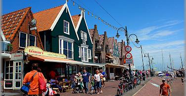 Volendam in North Holland, the Netherlands. Flickr:Jose A.