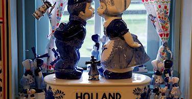 Souvenirs at the Zaanse Schans, Zaandam, the Netherlands. Flickr:Mario Sanchez Prada