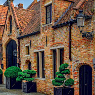 Great stone architecture to be found in Belgium!