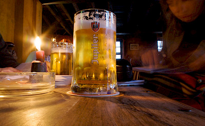 Belgium is known for its many great beers! Flickr:Ramon