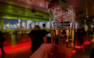 Holland the Heineken go together. Flickr:Brandon