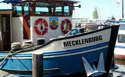 Mecklenburg ready to navigate the waters of Holland and Belgium - Bike & Boat Tours