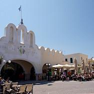 Marketplace on Kos Island, Greece. Flickr:Mindaugas Danys