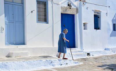 Amorgos Island, Greece. Flickr:Paul Arps
