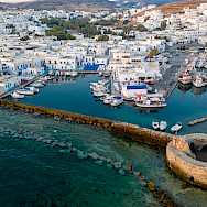View of Paros Island, Greece. Flickr:Marco Verch
