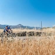 Cycling Naxos Island, Greece. Photo via TO