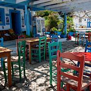 Restaurant on Kos Island, Greece. Flickr:Anna & Michal