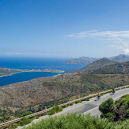 Great views on Amorgos Island, Greece. Photo via TO