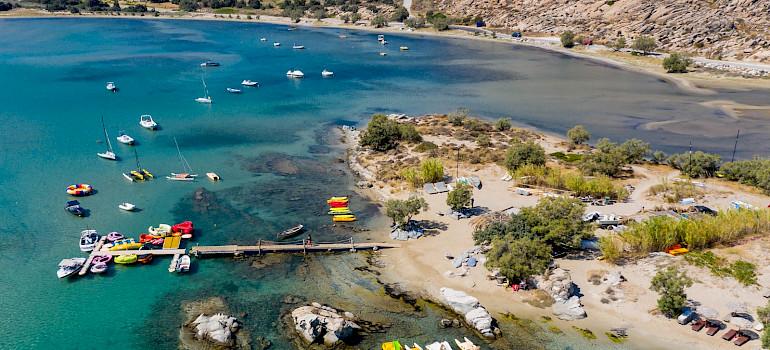 Watersports on Paros Island, Greece. Flickr:Marco Verch