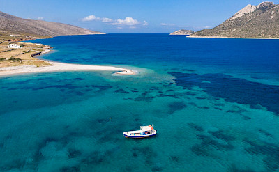Amorgos Island, Greece. Photo via TO