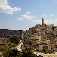 Ancient city of Matera in Italy. Flickr:Francesca Cappa