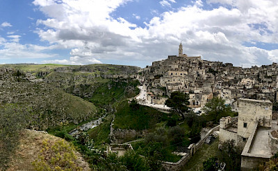 Matera, the World Heritage Site is like none other. Puglia, Italy.