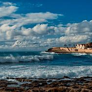 Along the coast in Salento, Puglia, Italy. Flickr:©Mike Photo Art