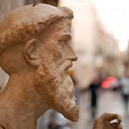 Statue of San Giuseppe in Salento, Puglia, Italy. Flickr:Andrea Fistetto