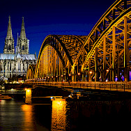 Cologne Cathedral is a sight to see in Cologne, Germany. Flickr:Daniel Knieper