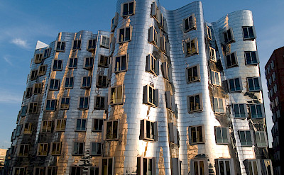 Dusseldorf is known for its architecture. Flickr:Filippo Diotalevi