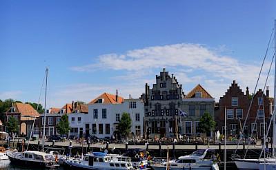 Harbor in Veere, Zeeland, the Netherlands. Flickr:bert knottenbeld