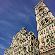 Great architecture in Florence, Italy. Flickr:Dan Scapeco