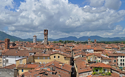 Lucca, Italy. Flickr:Harshil Shah