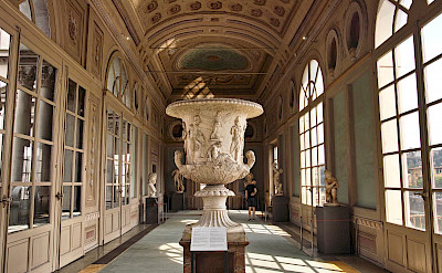 The famous Uffizi Museum in Florence, Italy. Flickr:Skaja Lee