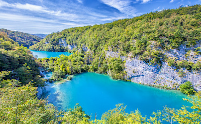 Plitvice Lakes National Park, a UNESCO World Heritage Site. Flickr:Arnie Papp