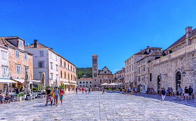 Sightseeing on Hvar Island, Croatia. Flickr:Arnie Papp