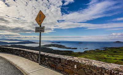 Caherdaniel in the Ring of Kerry tour in Ireland. Flickr:Tony Webster