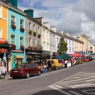 Kenmare in County Kerry, Ireland. Flickr:kellinahandbasket