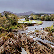 Sneem River in Co. Kerry, Ireland. Flickr:Alison Day