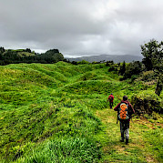 The Green Island of the Azores Archipelago Photo