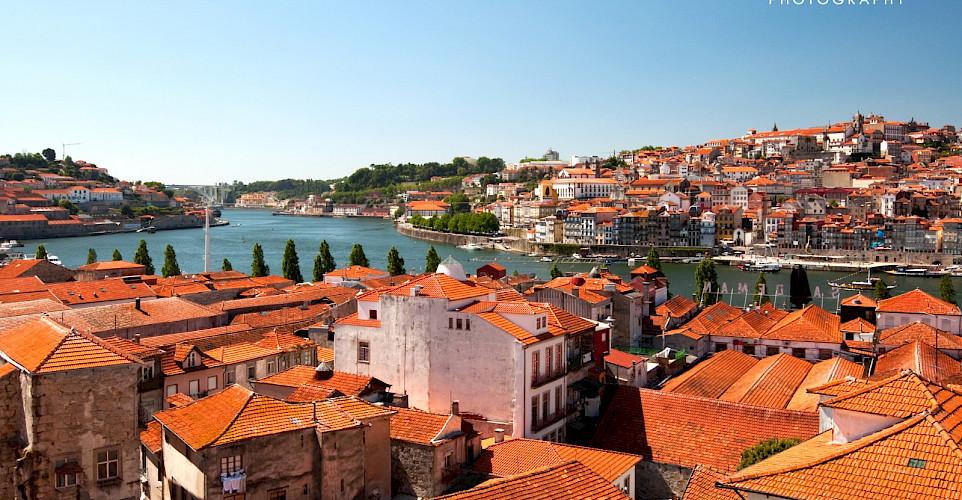 Douro River in Porto, Portugal. Flickr:Alex Ristea