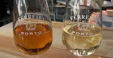 Wine tasting in Porto, Portugal. Flickr:Sebastien Bertrand