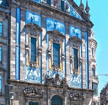 Great tiled architecture in Porto, Portugal. Flickr:bertit watkin