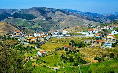 Vale de Mendiz in Pinhao, Portugal.