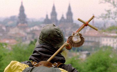 Hiking the Camino de Santiago in Spain and Portugal. Photo via TO