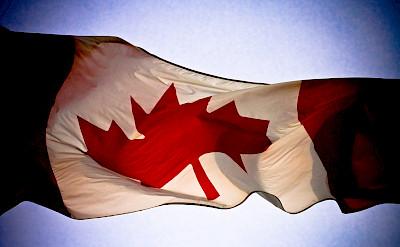 Flag of Canada. Flickr:Alex Indigo