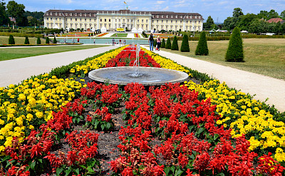 Gardens at Ludwigsburg Palace, Germany. Flickr:Simon Clancy