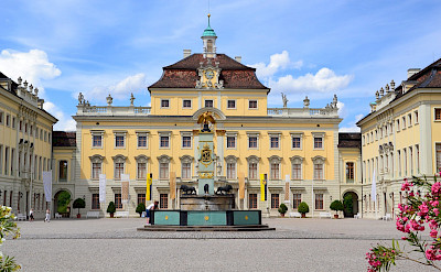 Gorgeous architecture in Baden-Württemberg, Germany. Flickr:Simon Clancy