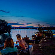 Enjoying the evening in Mainz, Germany. Flickr:Florian Christoph