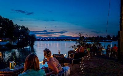 Enjoying the evening in Mainz, Germany. Flickr:Florian Christoph