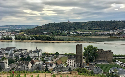 Many scenic towns along the river. Rudeseim, Germany. Flickr:martin fisch