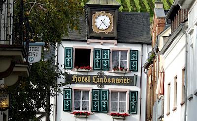 Rudesheim am Rhine in Germany. Flickr:michael clarke stuff