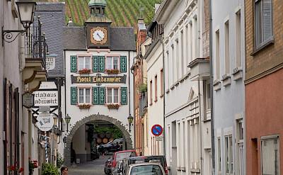 Wine-growing village of Rüdesheim am Rhein in Germany. Flickr:Duane Huff