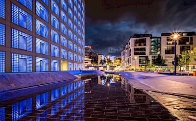 Public Library in Stuttgart, Germany. Flickr:Giuseppe Milo