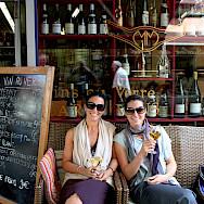 Wine tasting in Beaune, Burgundy, France. Flickr:Megan Mallen