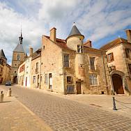Great stone architecture in Burgundy, France. Flickr:random_fotos