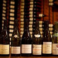 Wine tasting on this Burgundy and Dijon Walking Tour. Flickr:Hanzell Vineyards