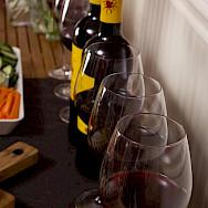Wine tasting in Burgundy, France. Flickr:dinner series